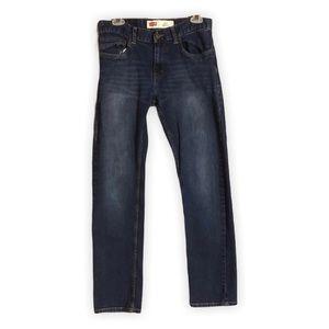 3/$20 Levi's 511 Dark Wash Skinny Jeans 18 29 X 29